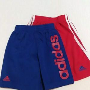 5 for 25$ item. Adidas boys shorts
